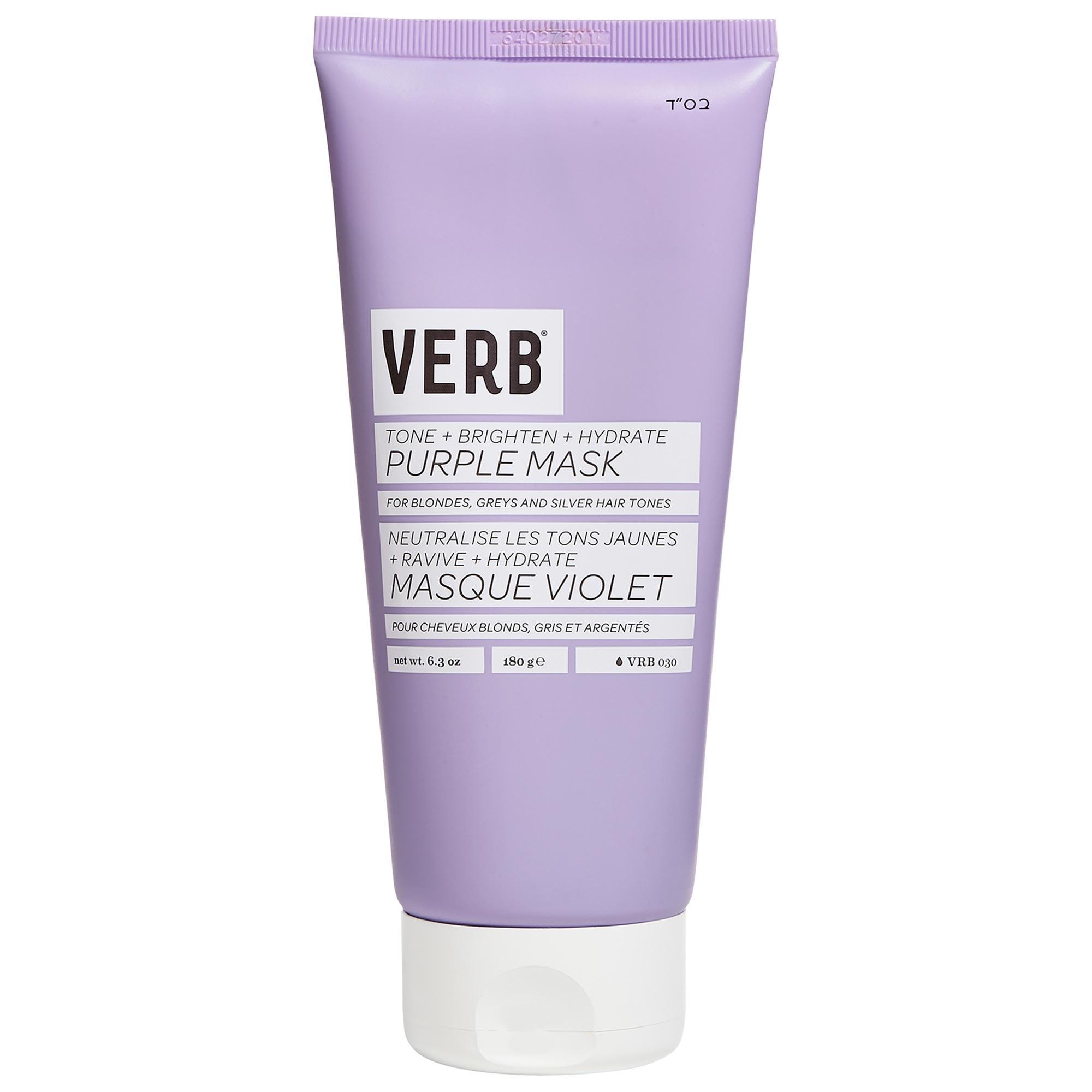 verb - Purple Toning + Hydrating Hair Mask