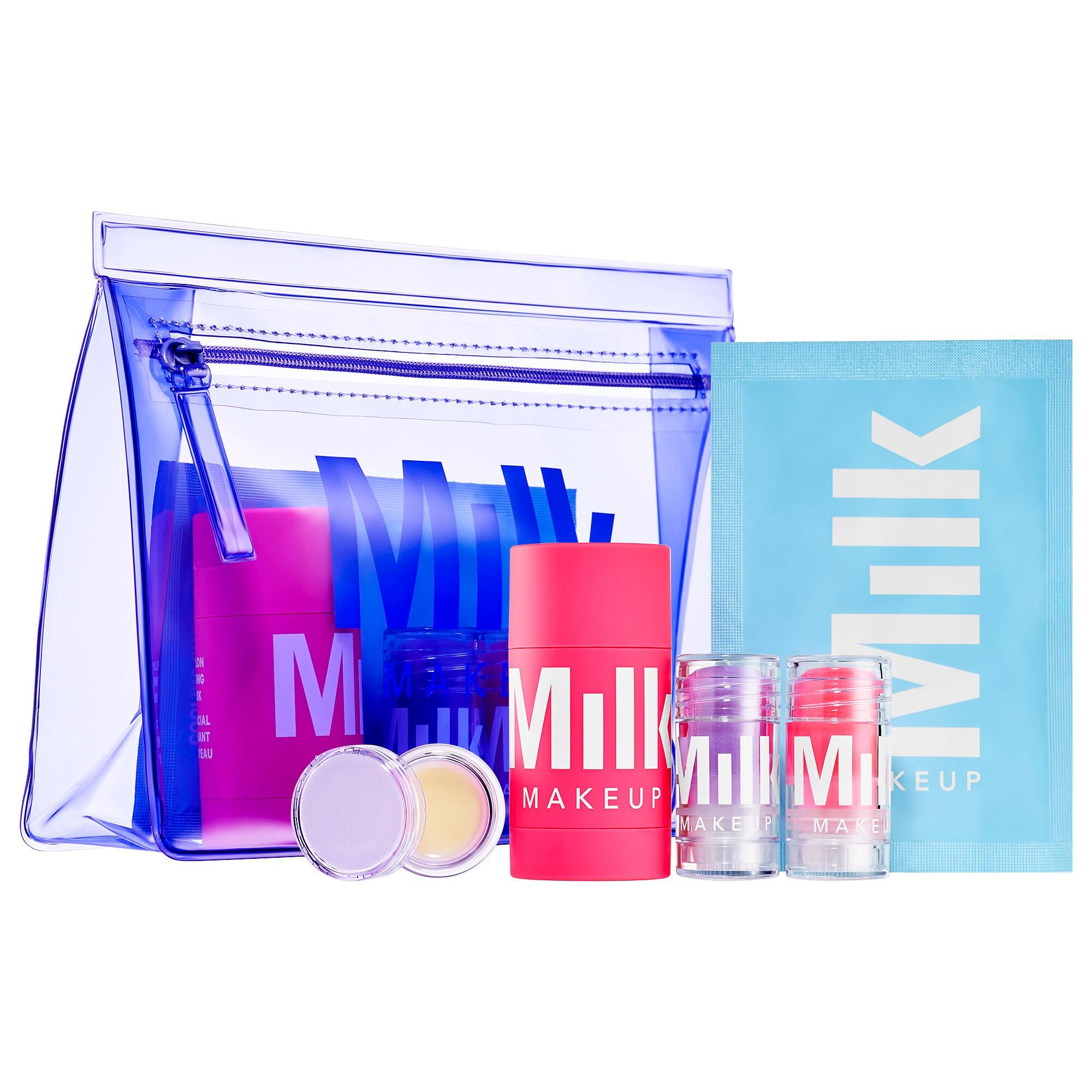 Milk Makeup - Day + Night Serum and Mask Face Set