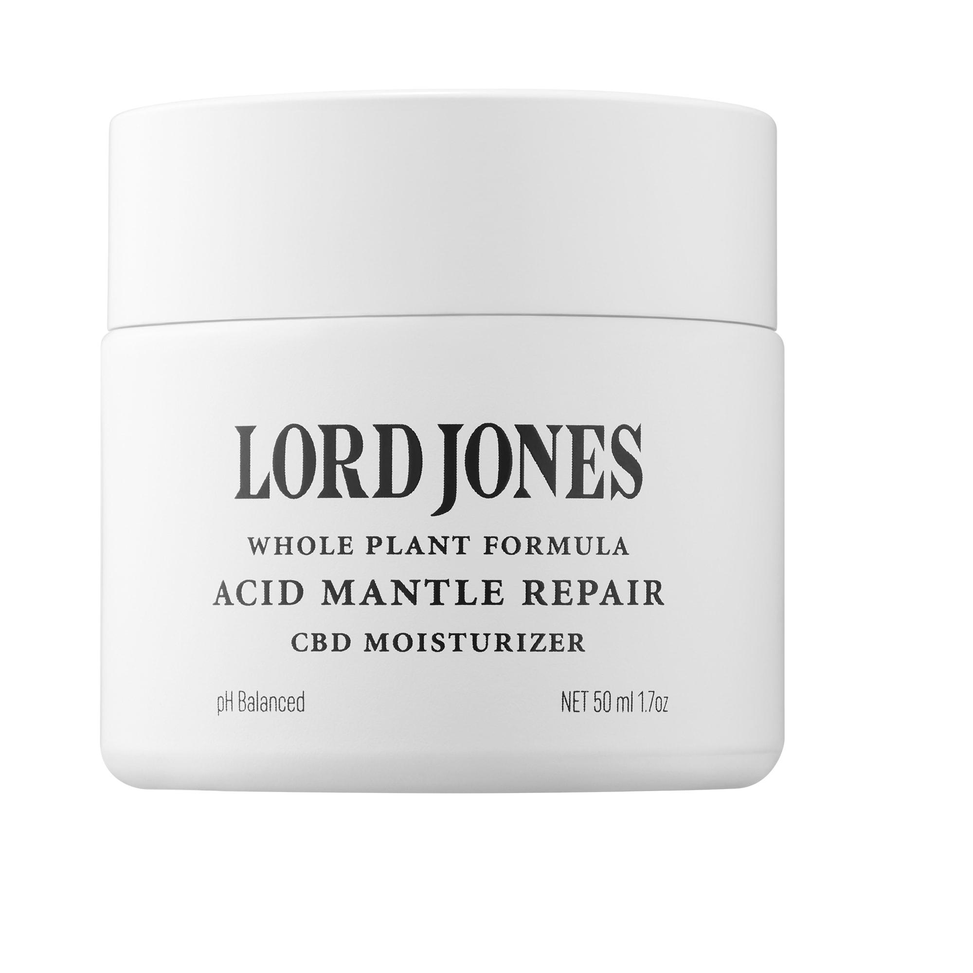 Lord Jones - Acid Mantle Repair Moisturizer With 250mg CBD and Ceramides