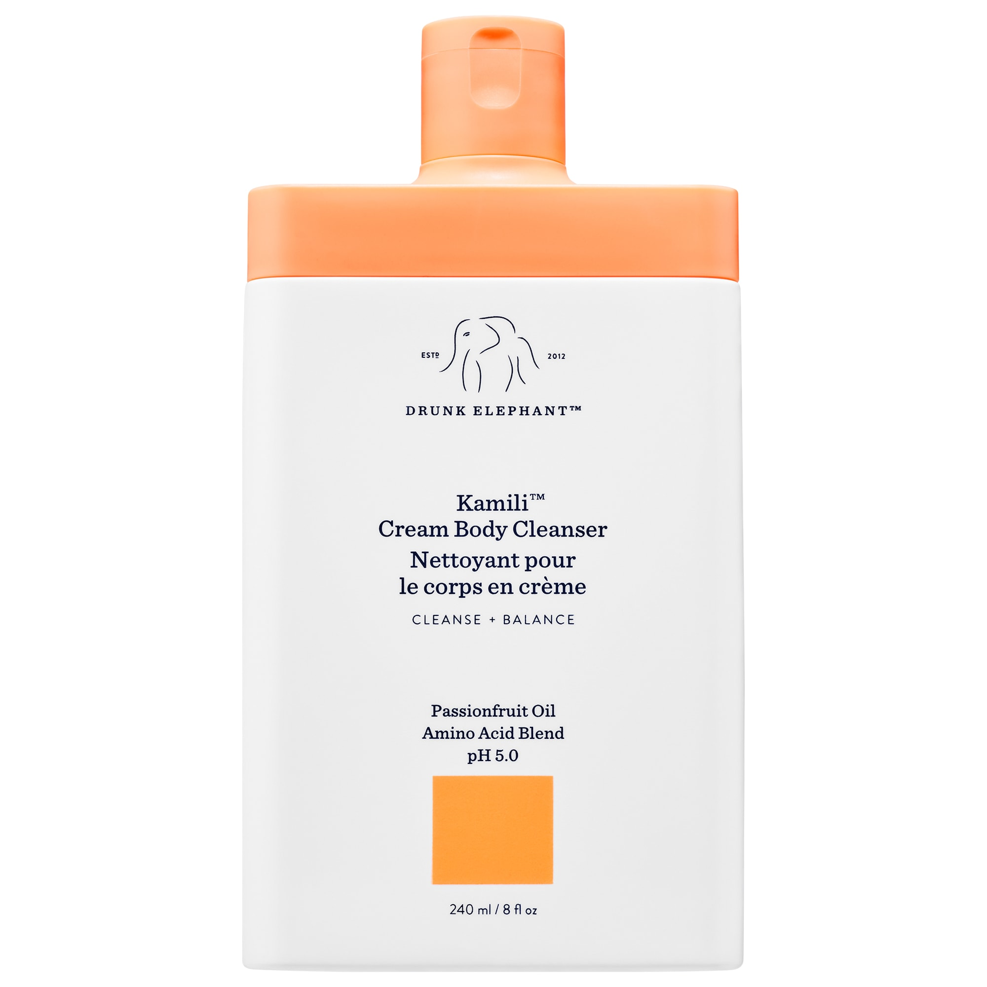 Drunk Elephant - Kamili™ Cream Body Cleanser