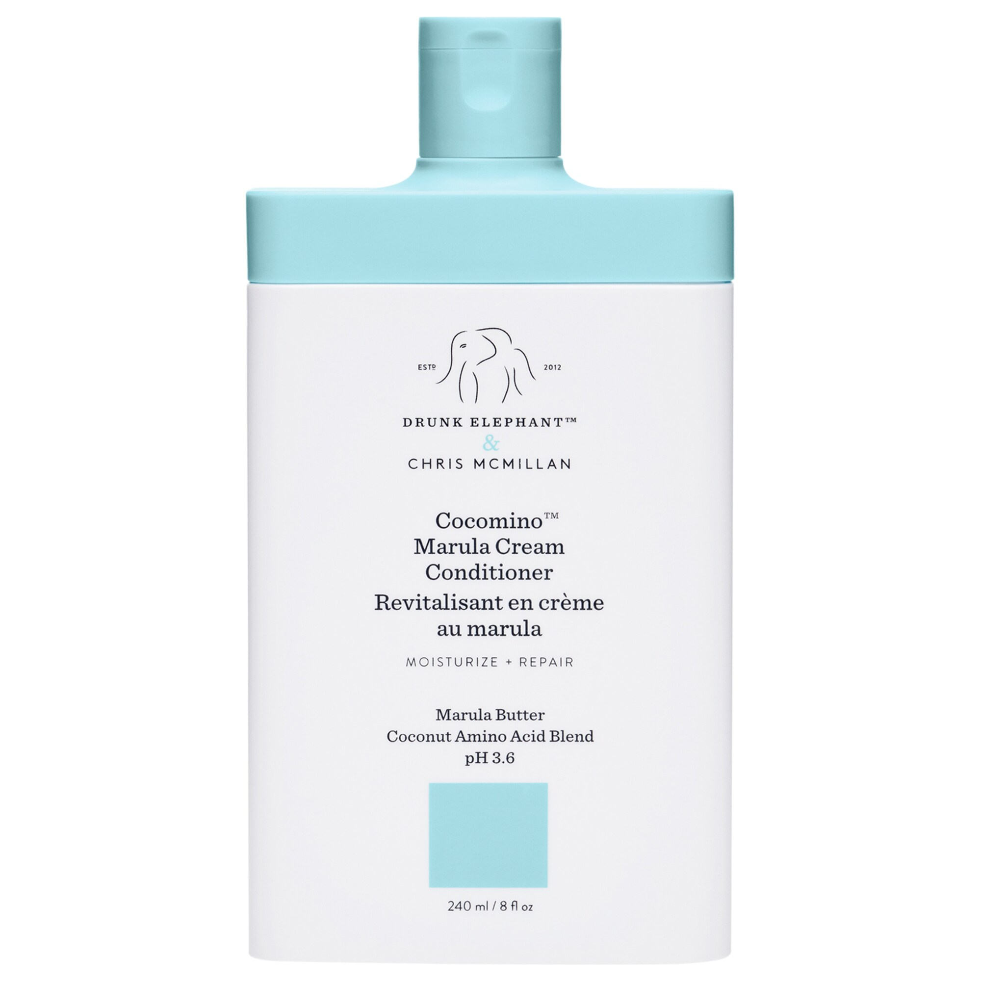 Drunk Elephant - Cocomino™ Marula Cream Conditioner