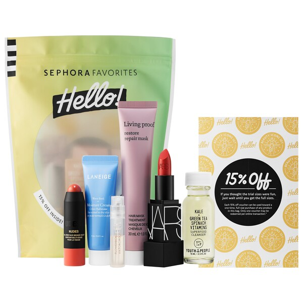 Sephora - Sephora Favorites Hello! Beauty Icons Set