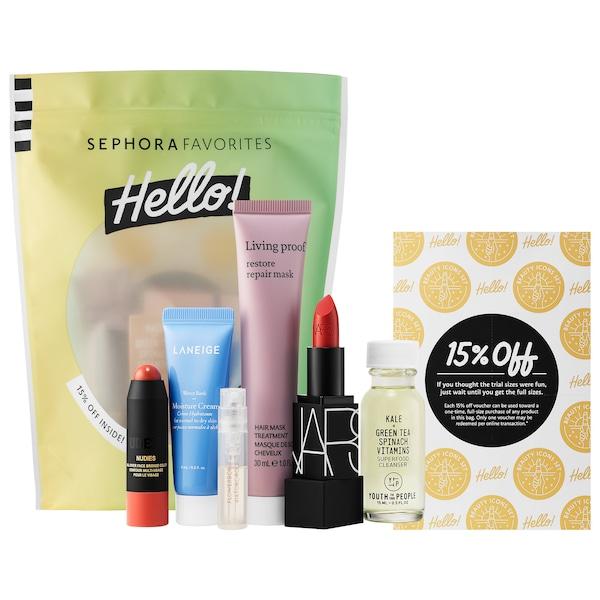 Sephora Favorites - Sephora Favorites Hello! Beauty Icons Set
