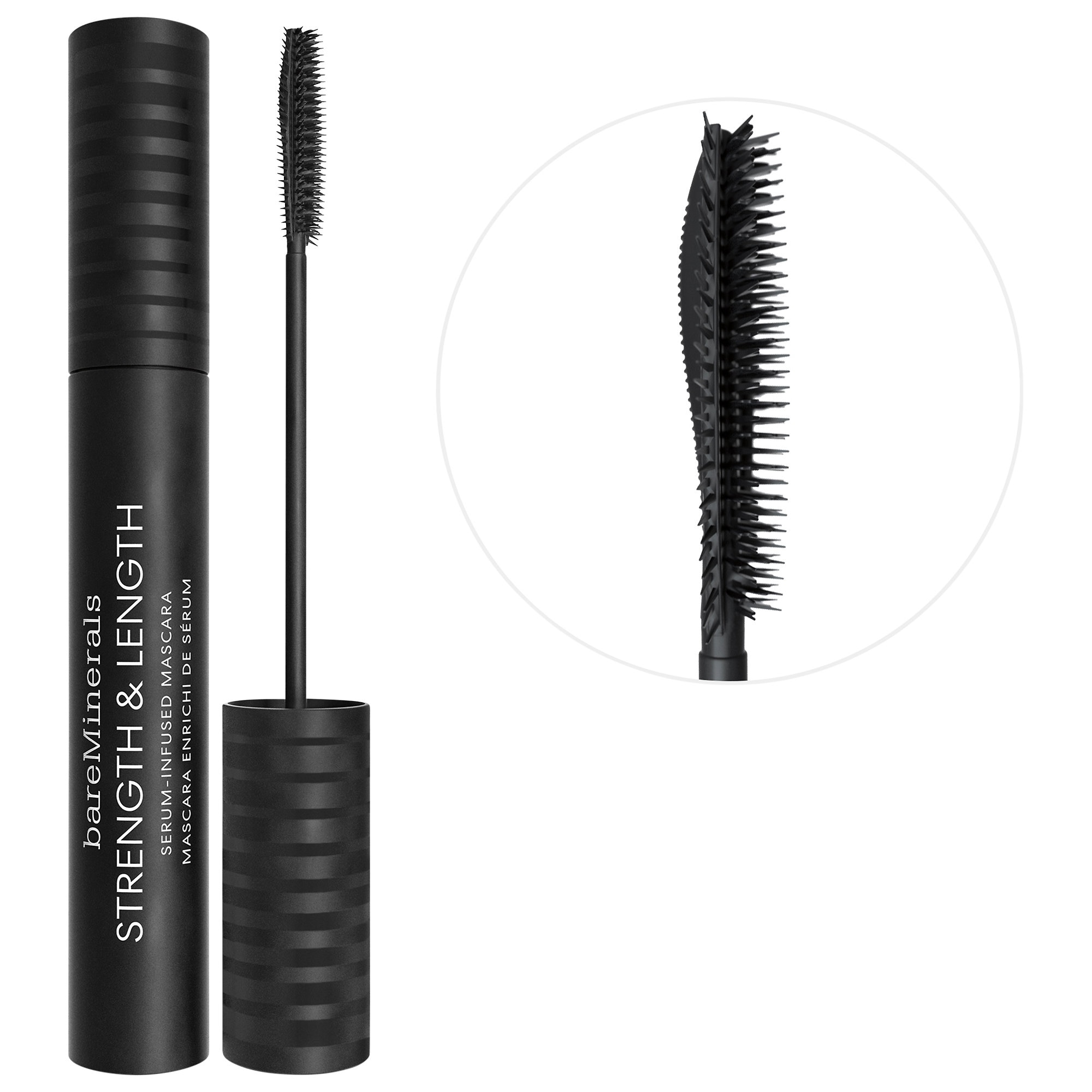 Bareminerals - Strength & Length Serum-Infused Mascara