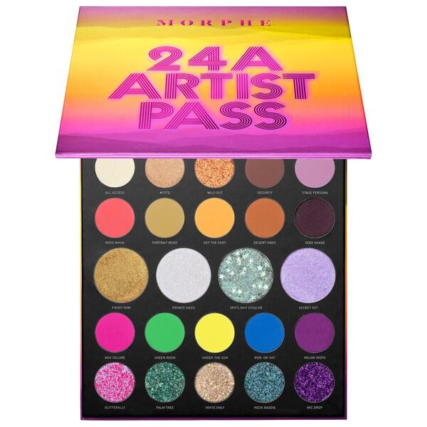 Morphe - 24A Artist Pass Artistry Palette