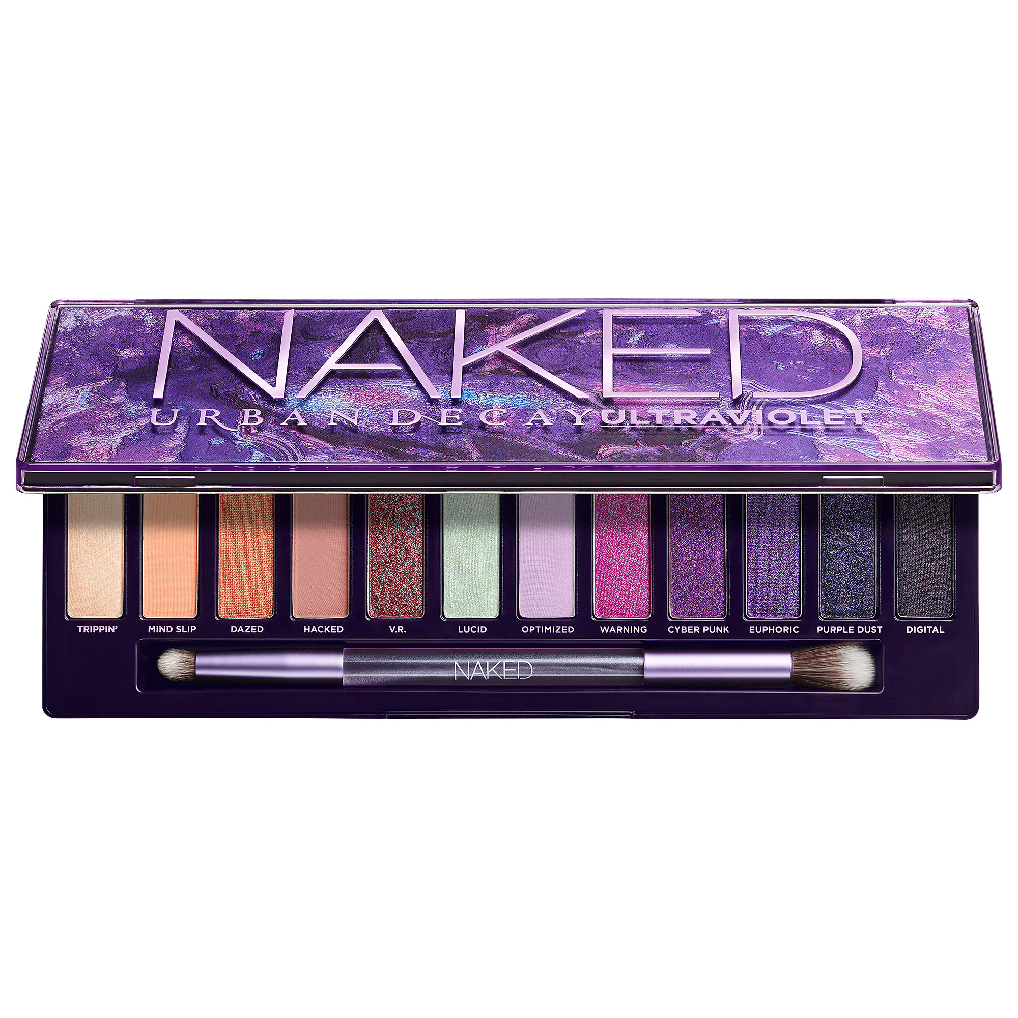 Urban Decay - Naked Ultraviolet Eyeshadow Palette