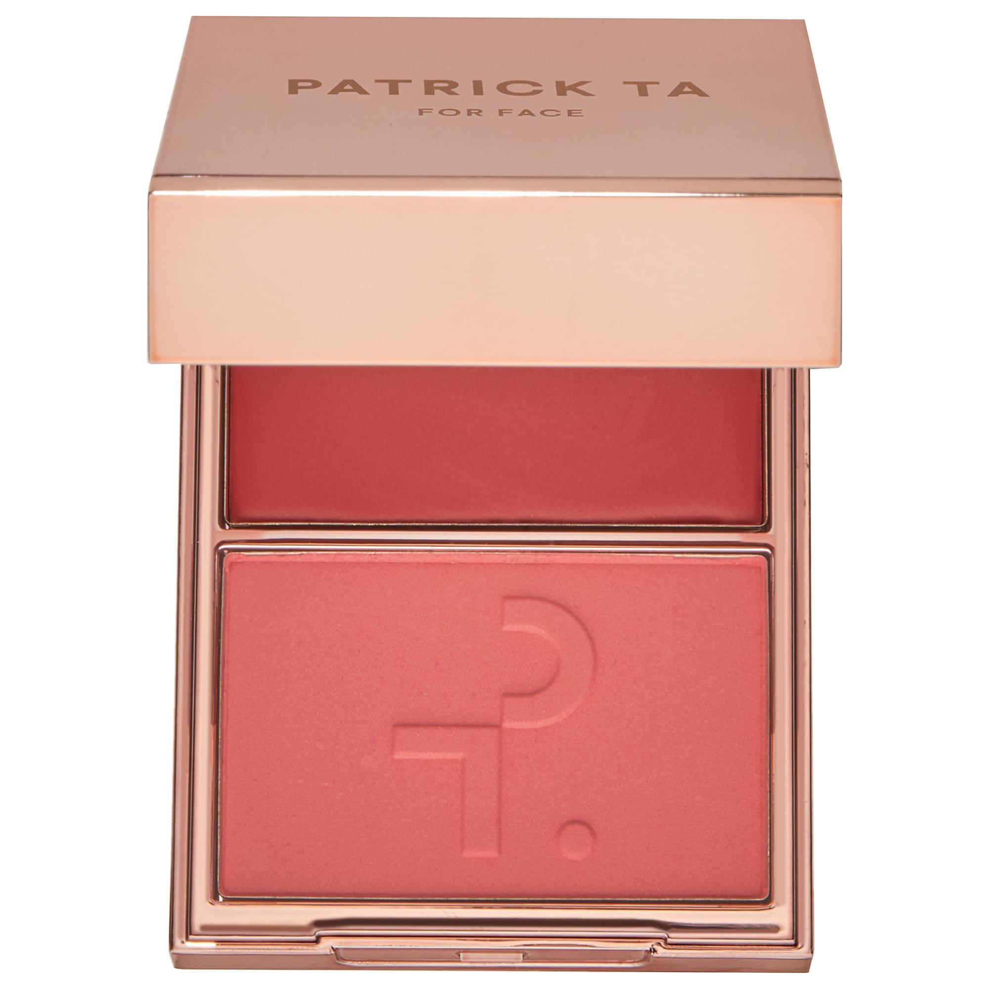 Patrick Ta - Major Beauty Headlines - Double-Take Crème & Powder Blush