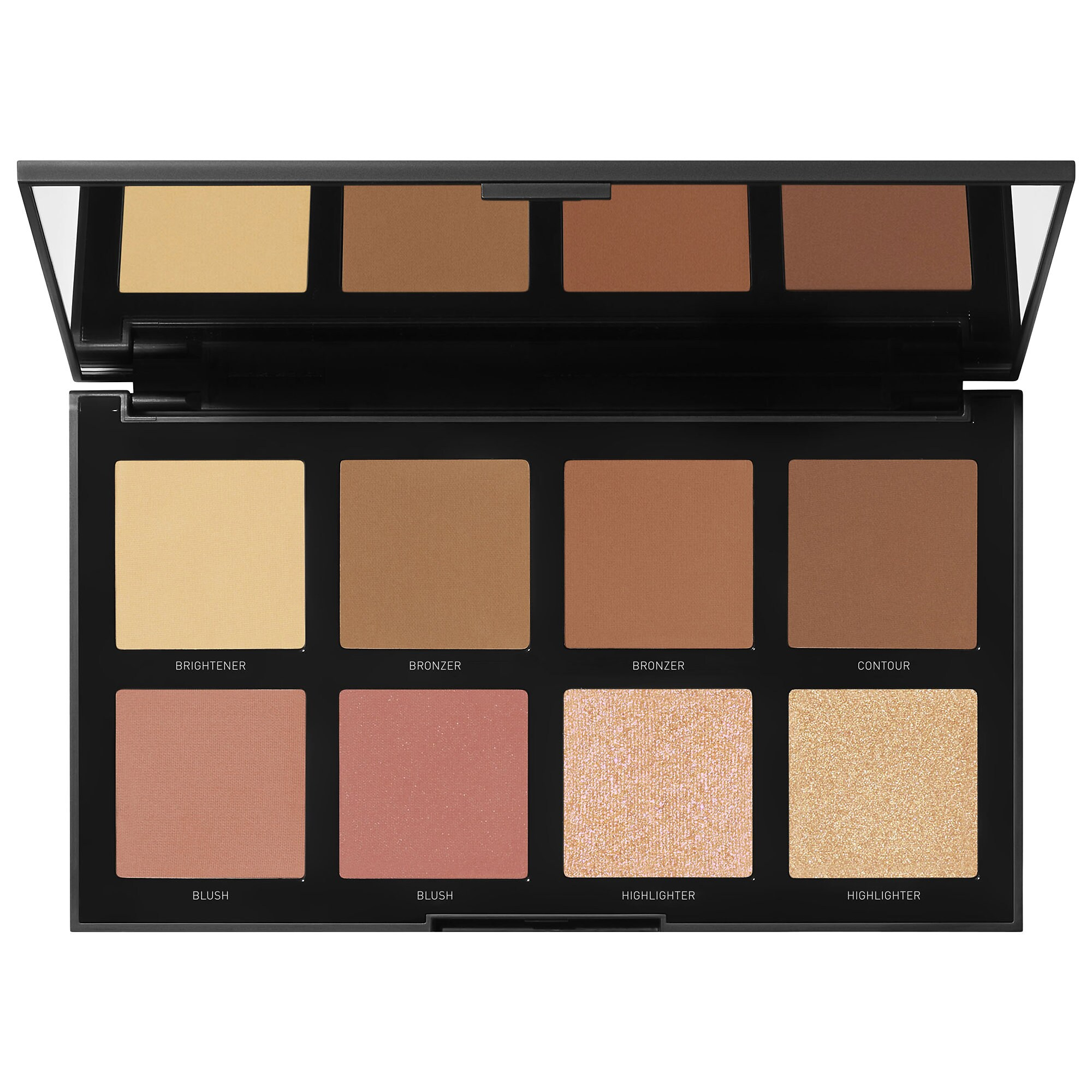 Morphe - 8T Totally Tan Complexion Pro Face Palette