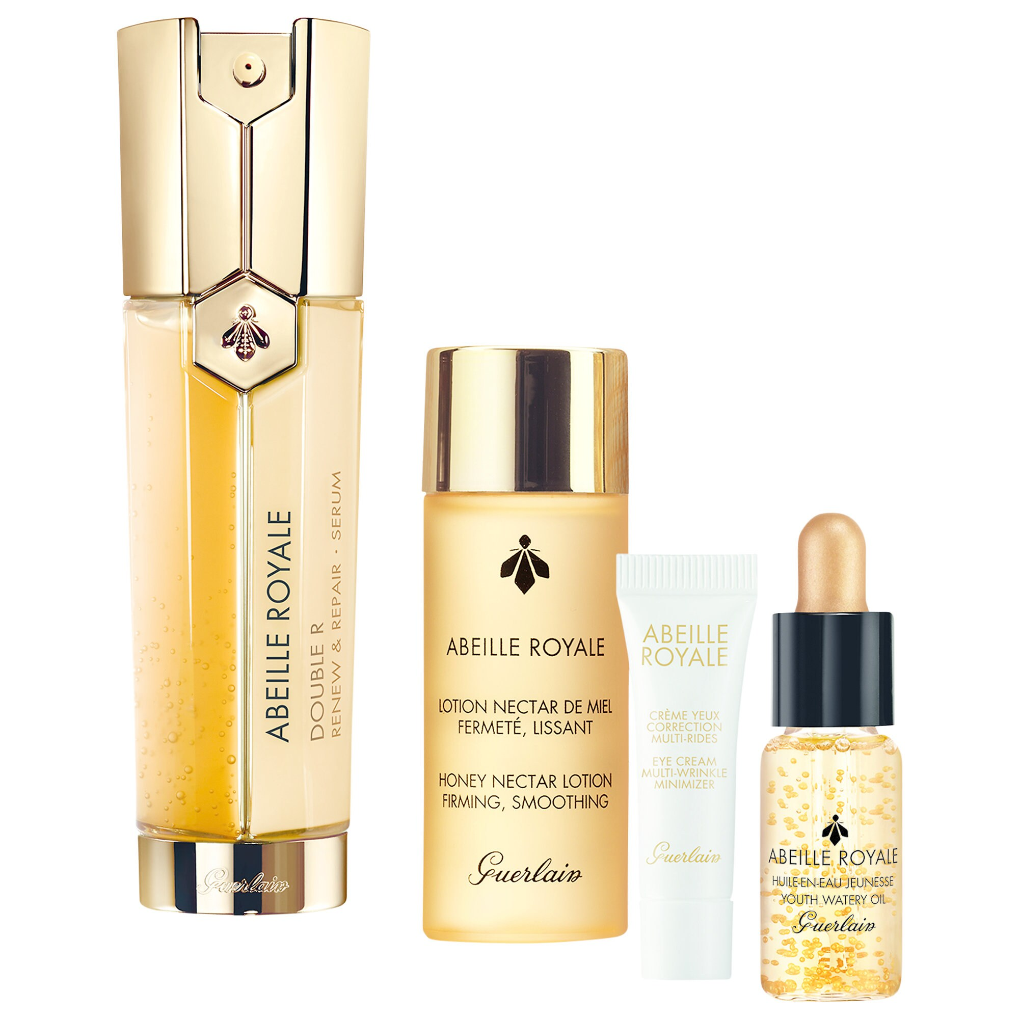 Guerlain - Abeille Royale Anti-Aging Radiance Ritual Summer Set