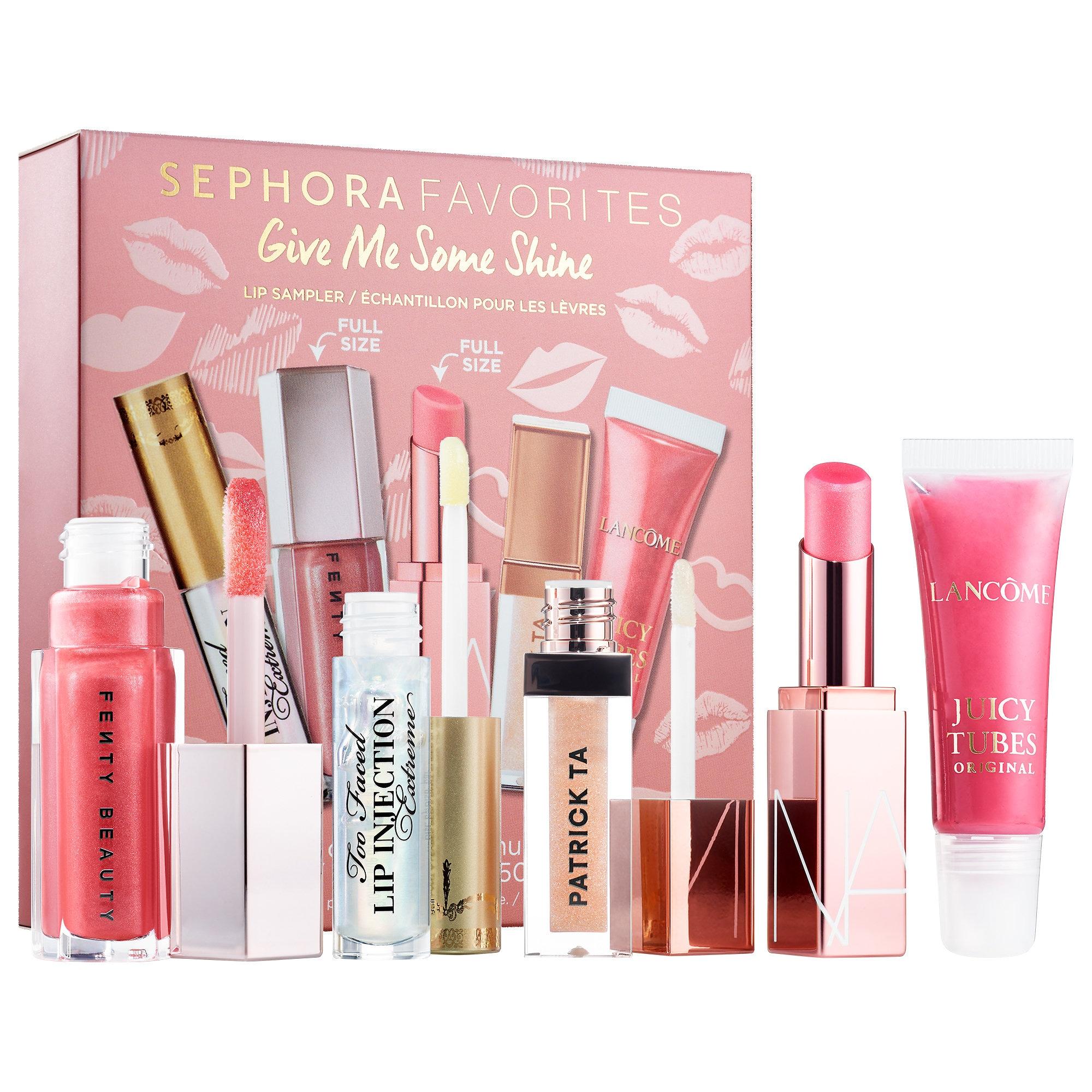 Sephora - Give Me Some Shine Balm and Gloss Lip Set