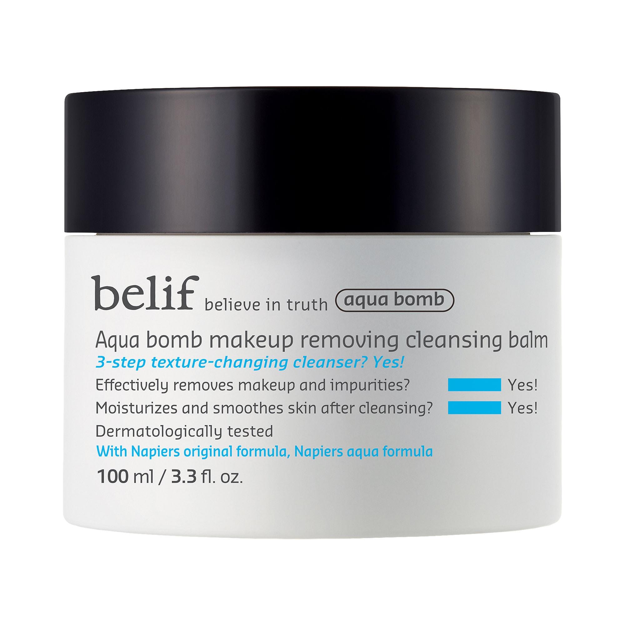 Belif - Aqua Bomb Cleansing Balm