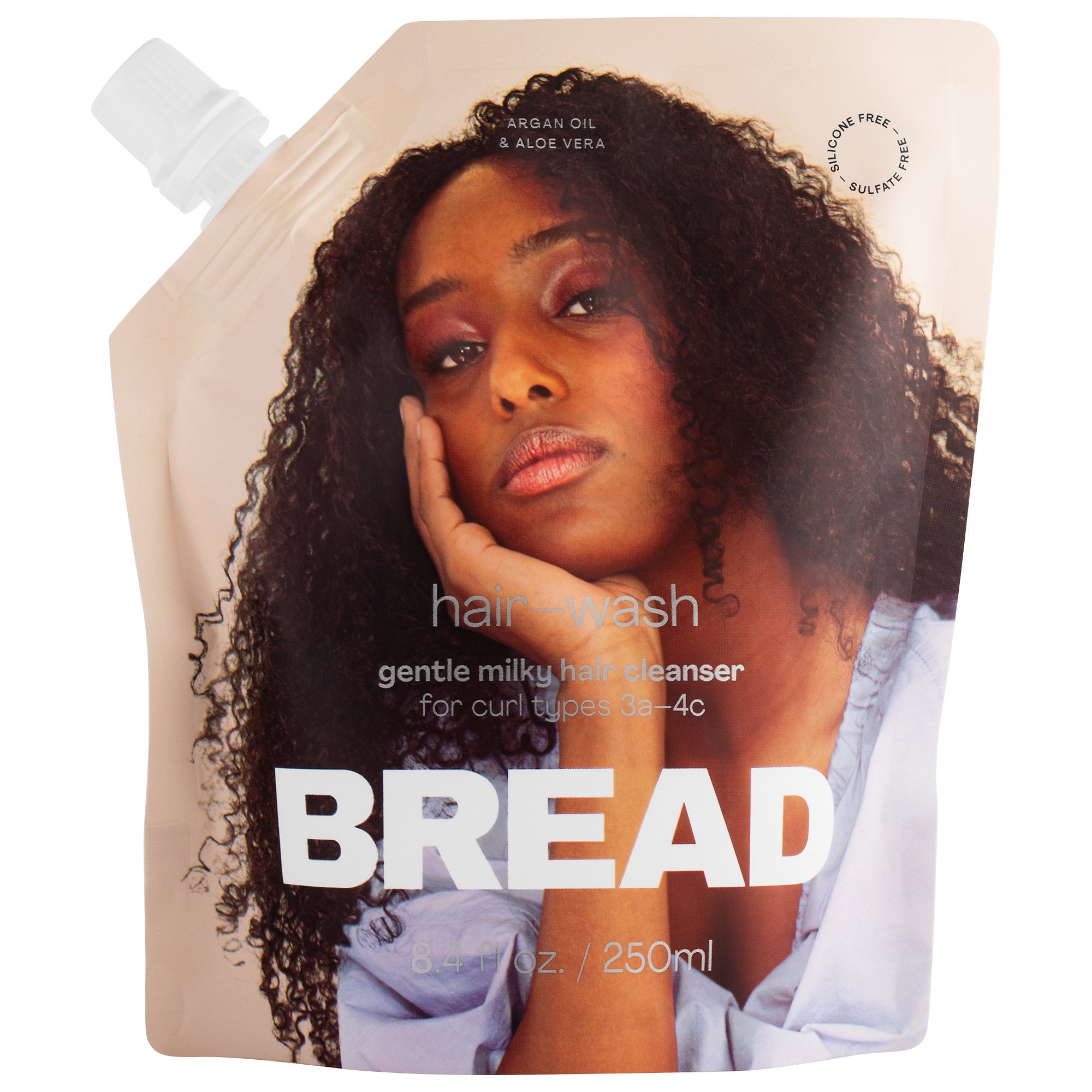 Bread Beauty Supply - Hair Wash Gentle Milky Hair Cleanser