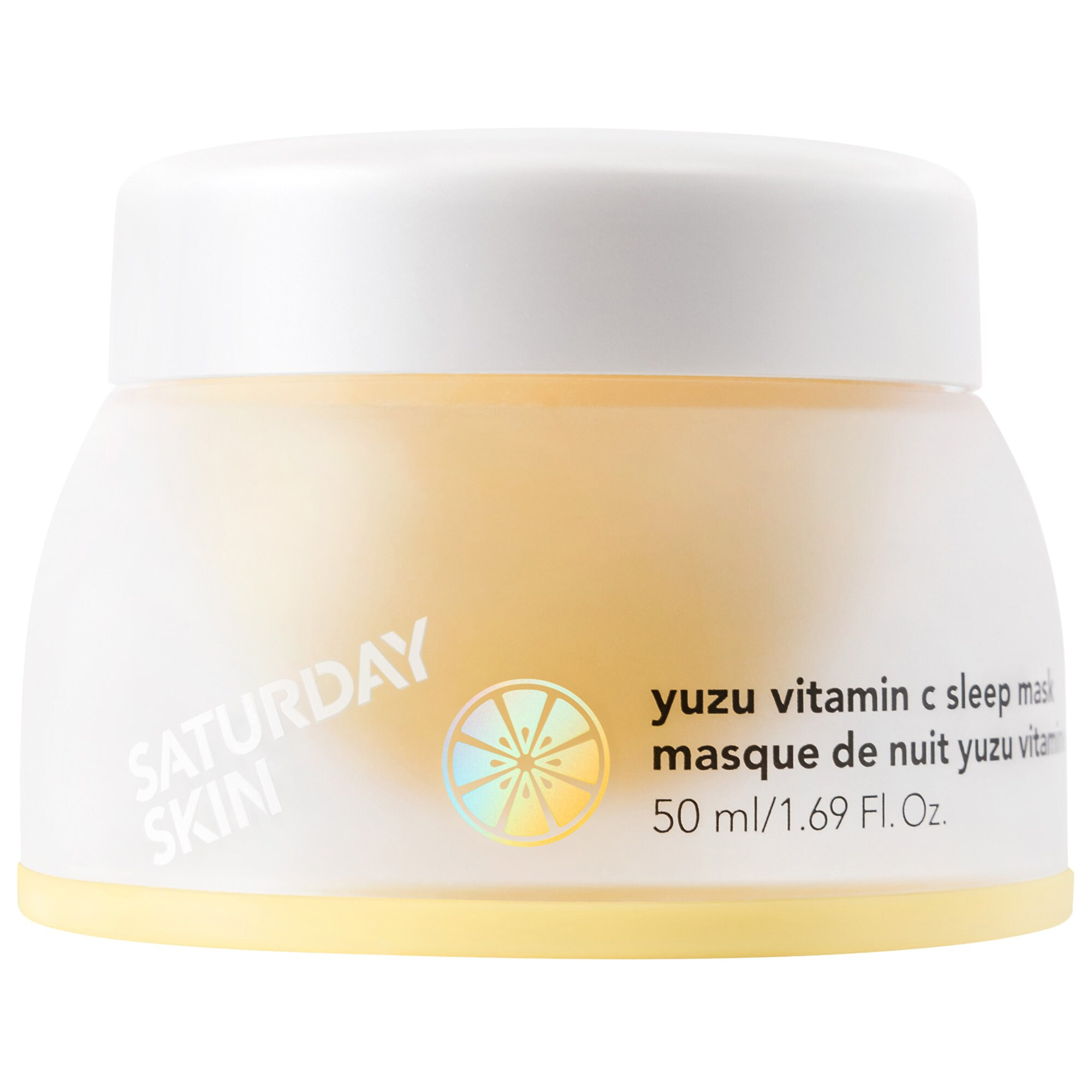 Saturday Skin - Yuzu Vitamin C Sleep Mask