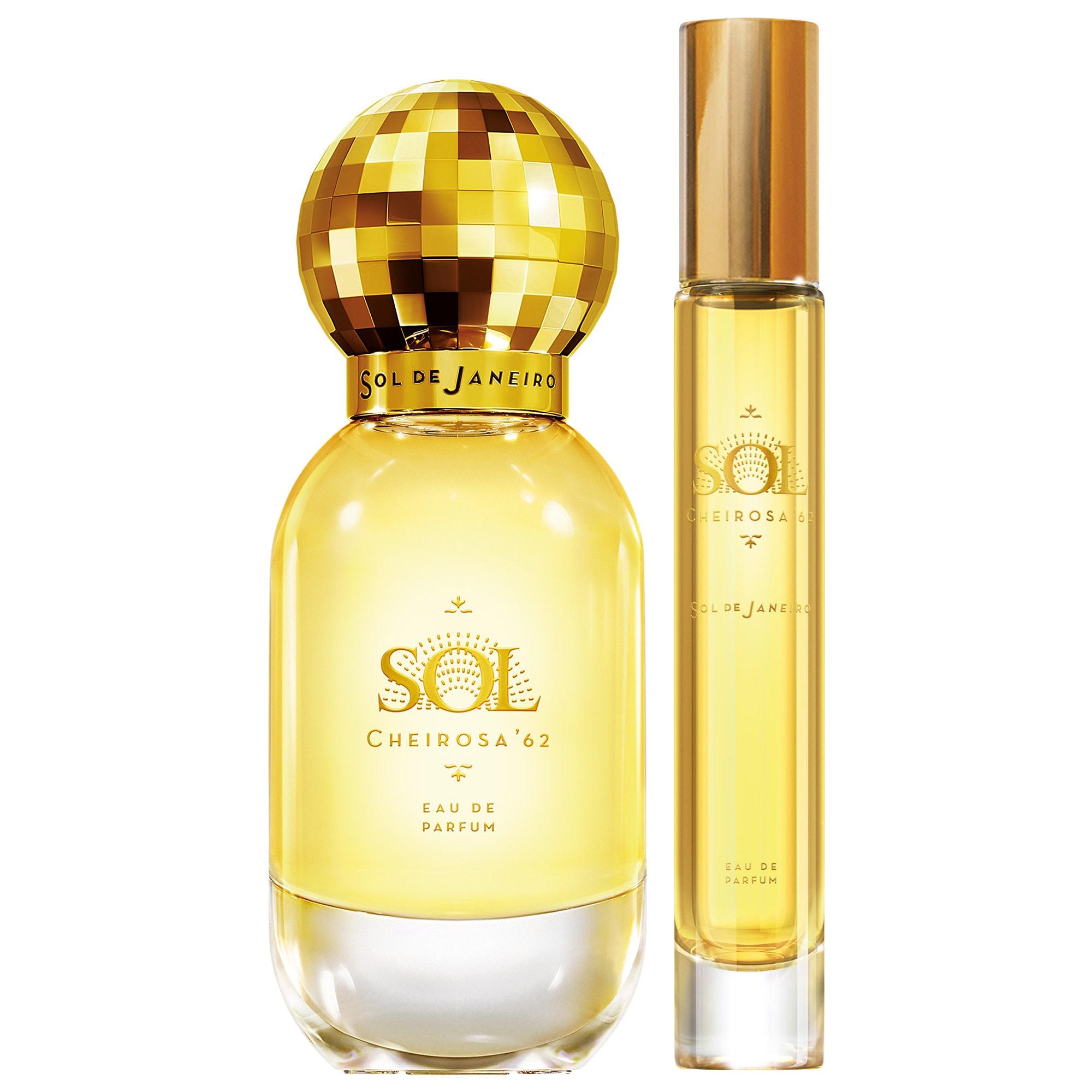 Sol De Janeiro - EDP Cheirosa '62 Holiday Fragrance Set
