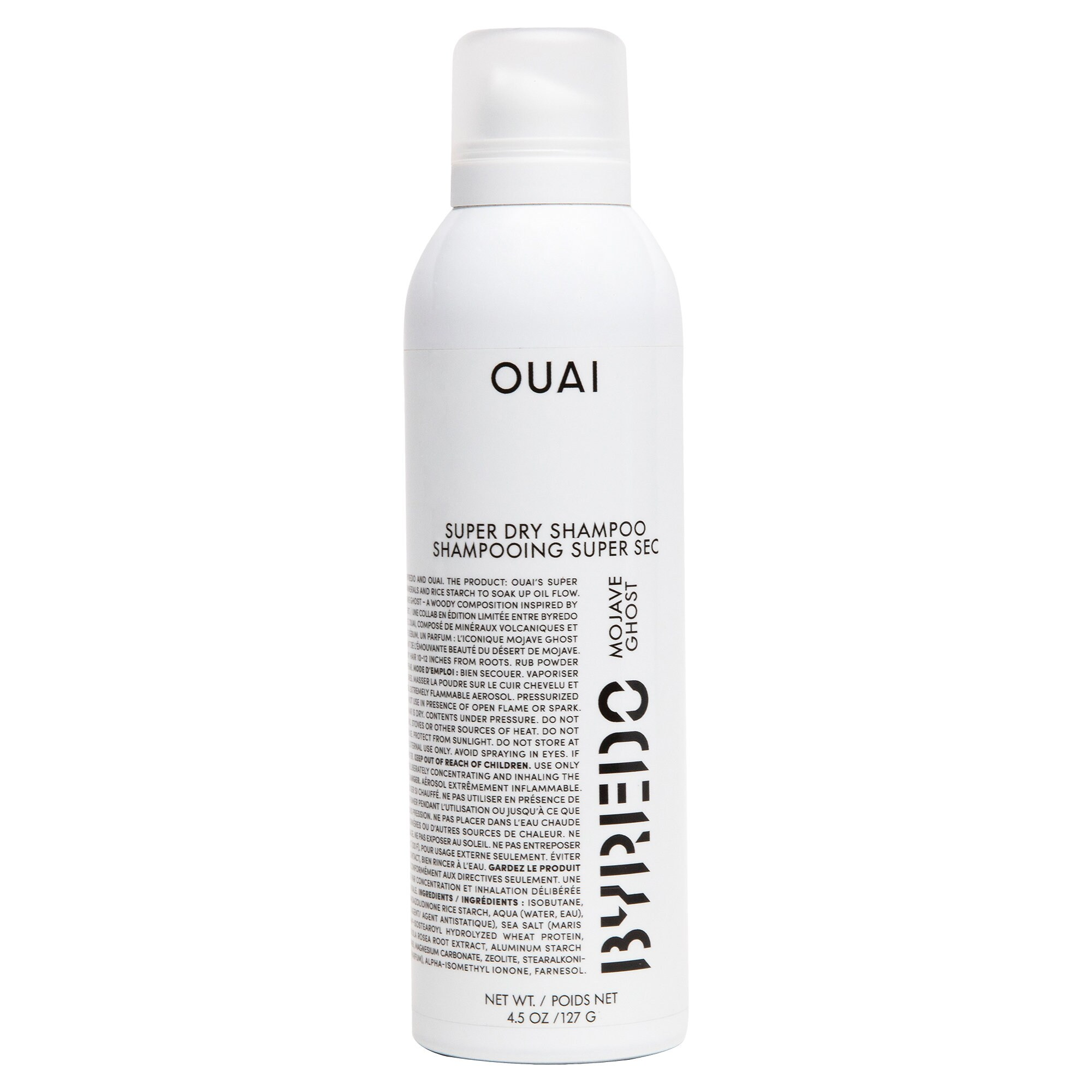 Ouai - OUAI x BYREDO Super Dry Shampoo Mojave Ghost