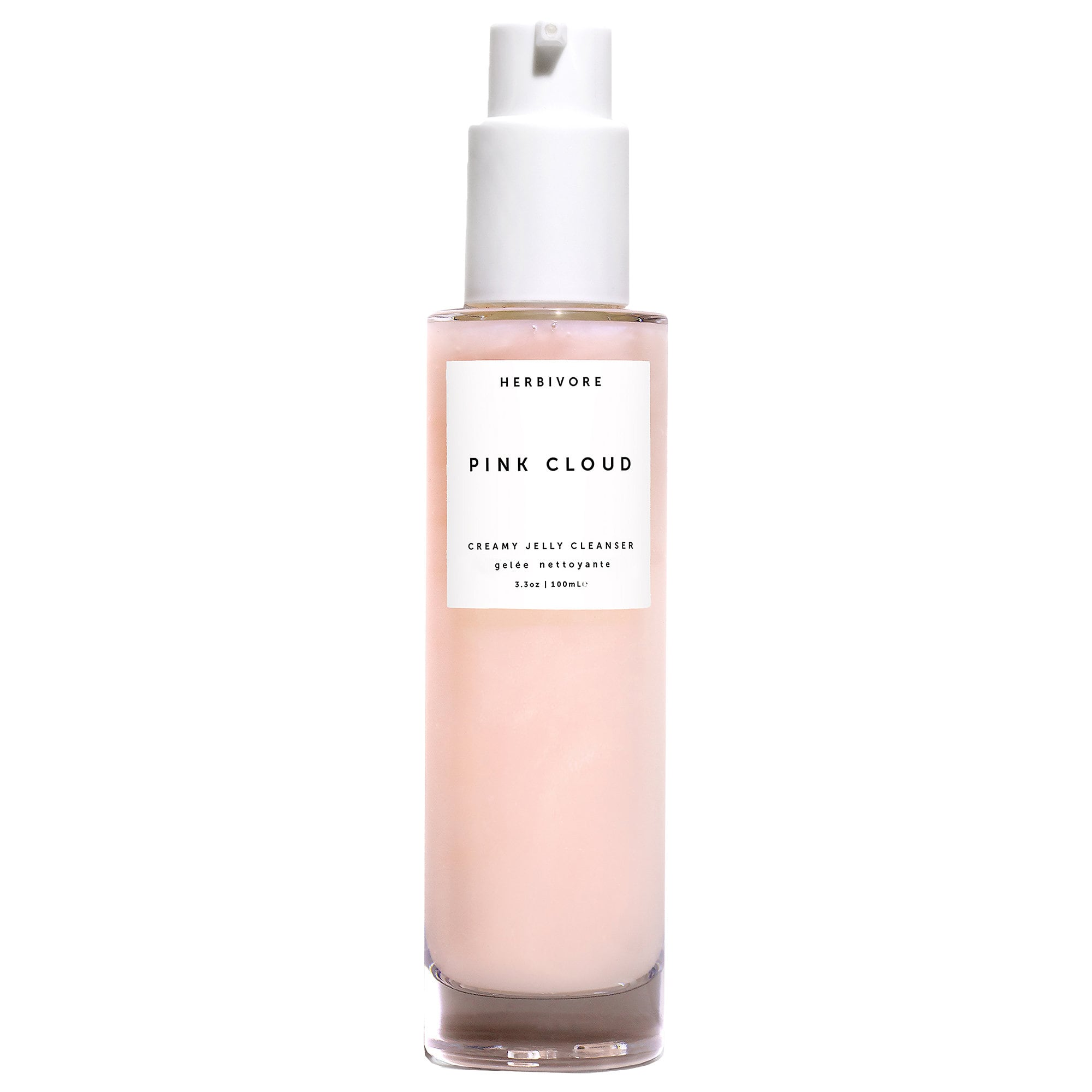 Herbivore - Pink Cloud Rosewater + Tremella Creamy Jelly Cleanser