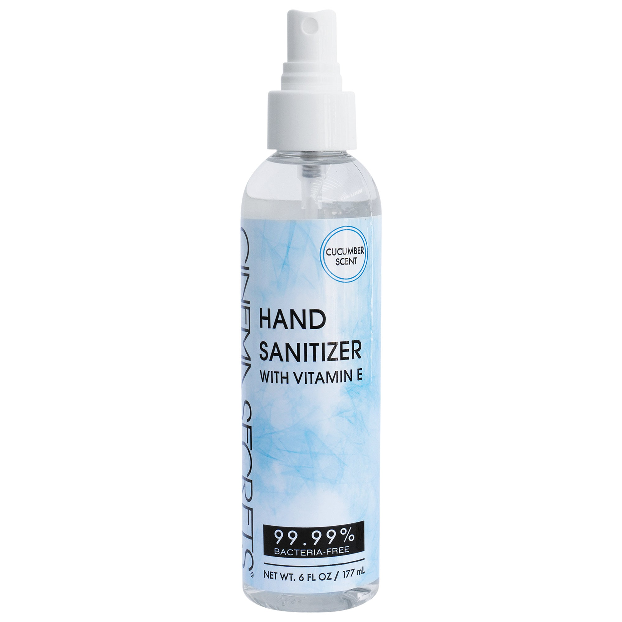 Cinema Secrets - Spray Hand Sanitizer