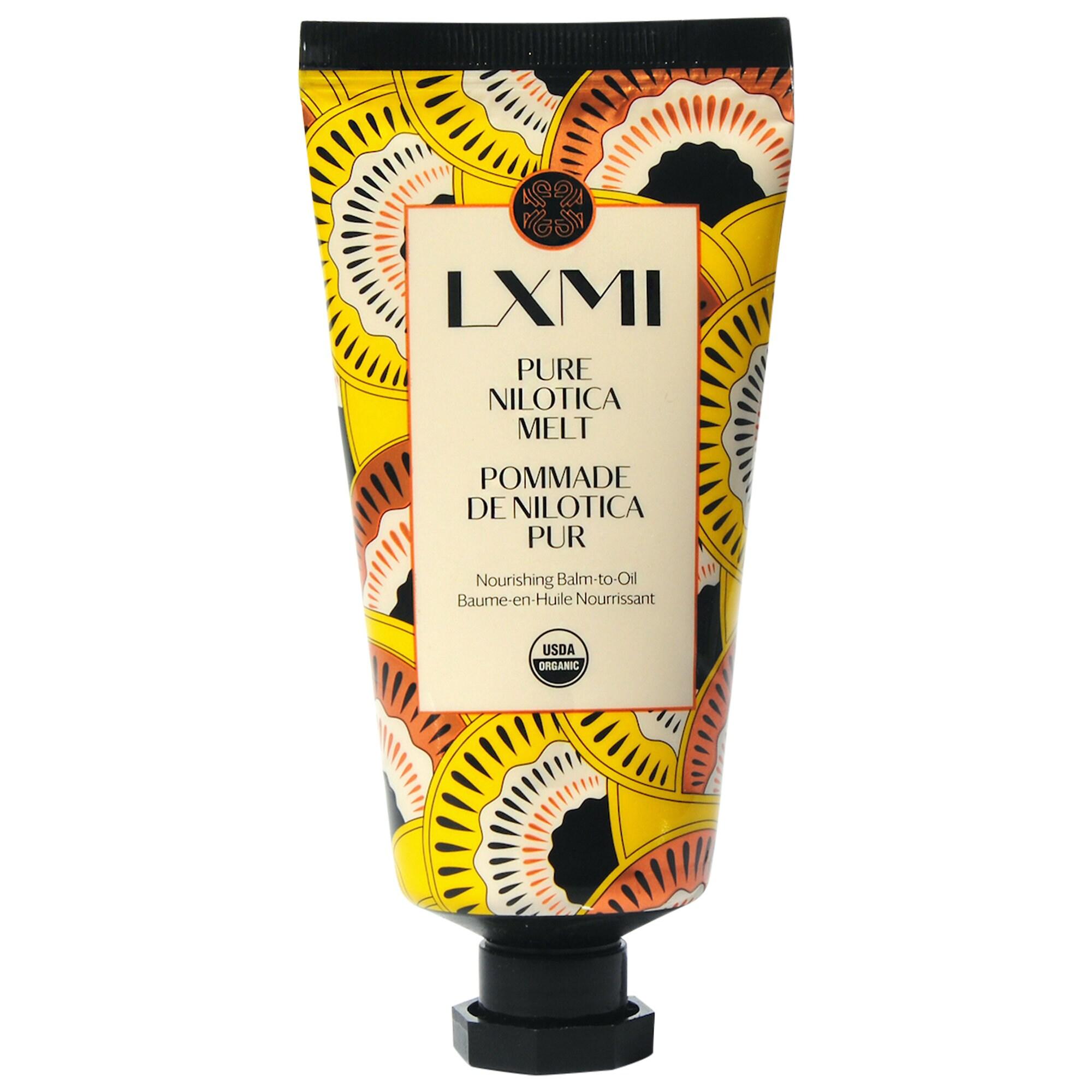 Lxmi - Pure Nilotica Melt Nourishing Balm-to-Oil