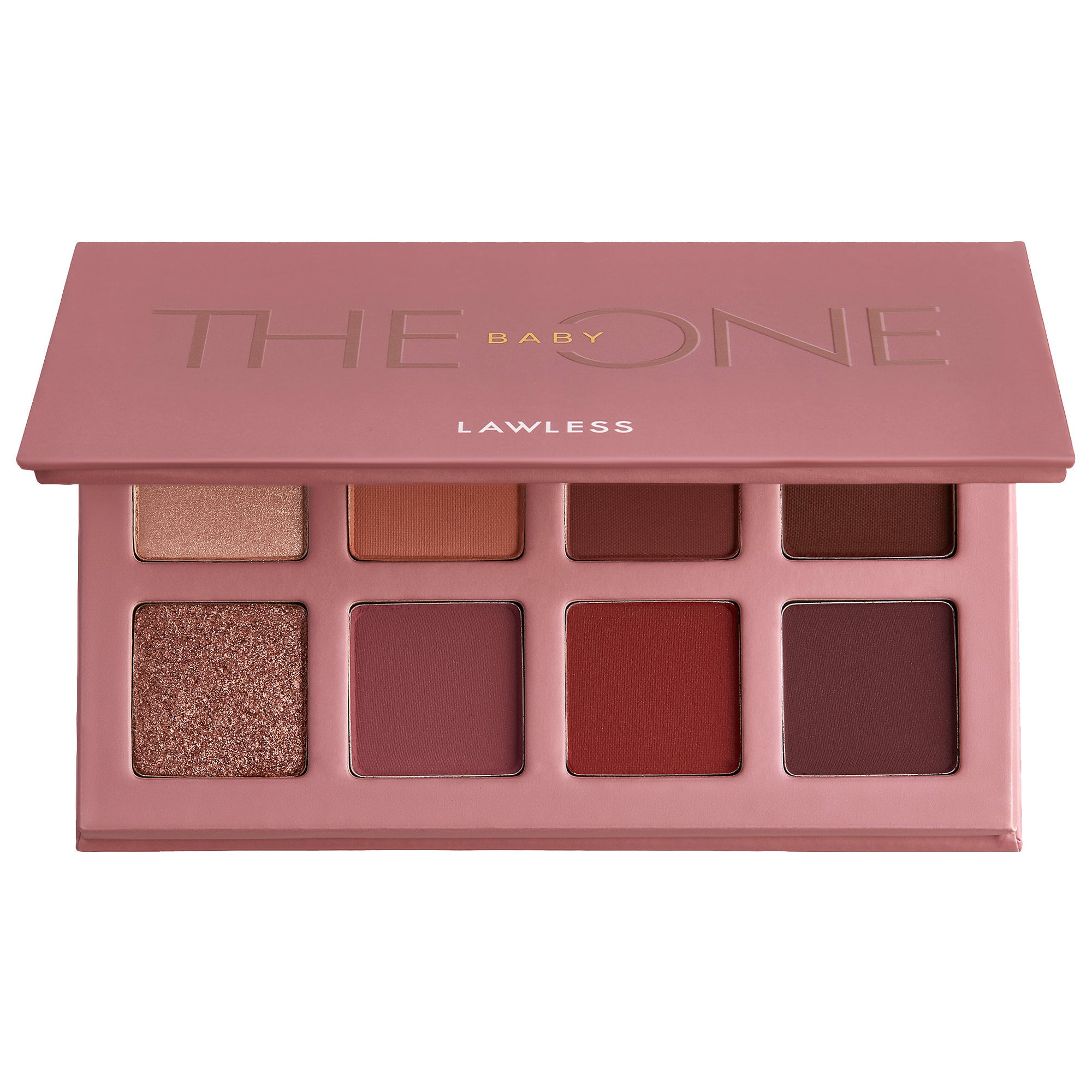 LAWLESS - The Baby One Mini Eyeshadow Palette