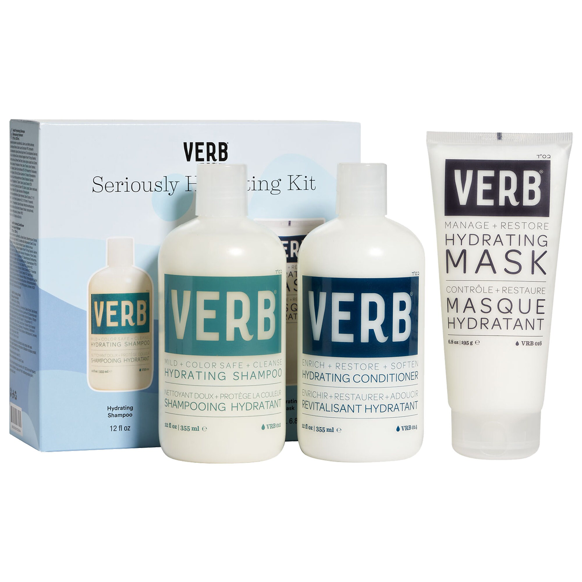 verb - Seriously Hydrating Set