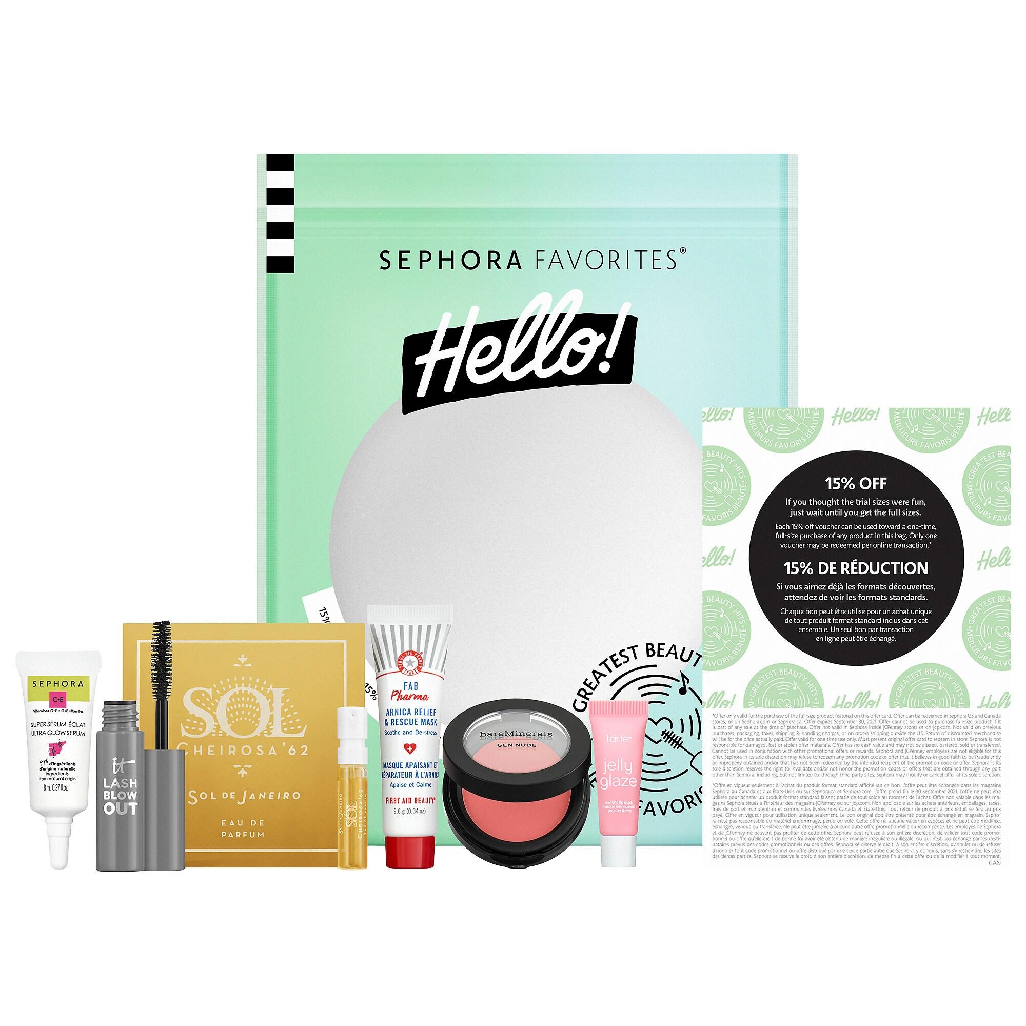 Sephora - Sephora Favorites Hello! Greatest Beauty Hits