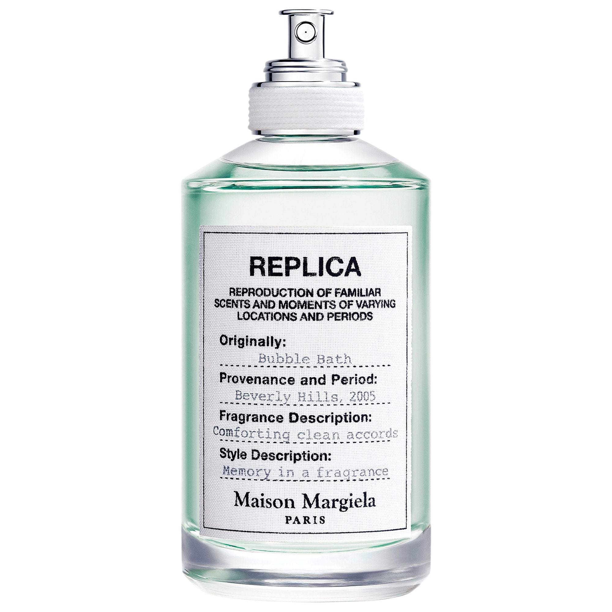 Maison Margiela - 'REPLICA' Bubble Bath