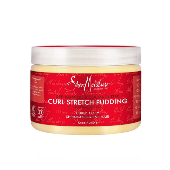 Sheamoisture - Red Palm Oil & Cocoa Butter Curl Stretch Pudding