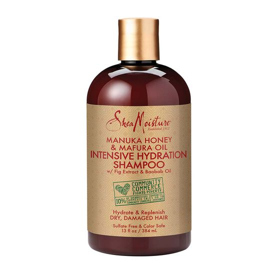 Sheamoisture - SheaMoisture Manuka Honey & Mafura Oil Intensive Hydration Hair Masque (12 oz.)