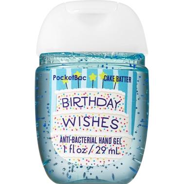 Bath & Body Works - Bath & Body Works Birthday Wishes Pocketbac