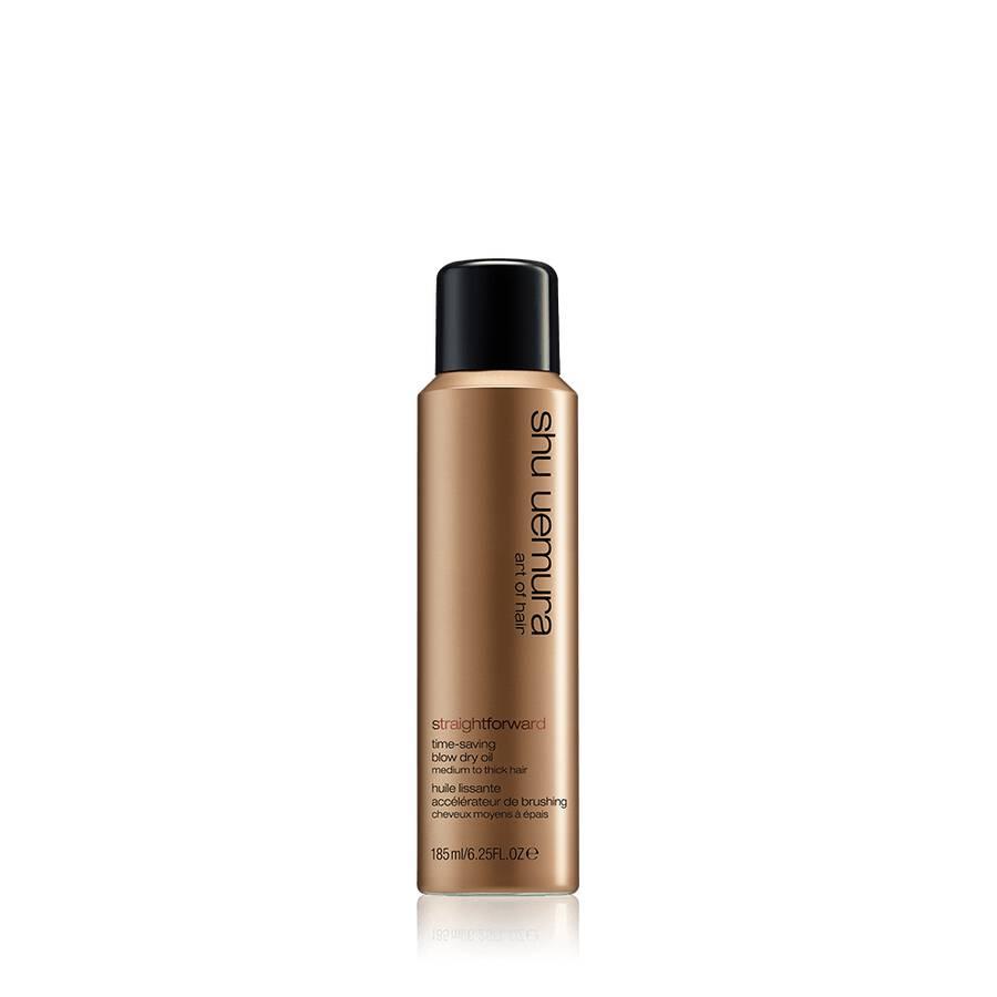 Shu Uemura - Straightforward Blow Dry Oil Spray