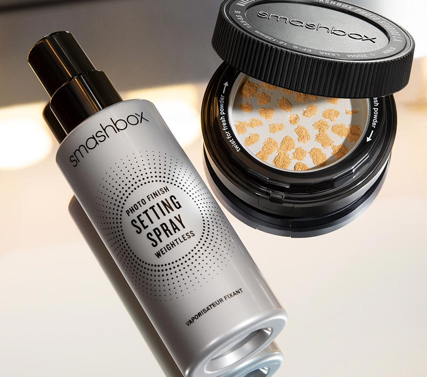 Smashbox - Photo Finish Weightless Setting Spray