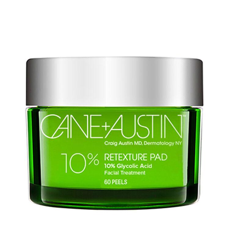 Cane+Austin - Retexture Pad 10% Glycolic Facial Treatment