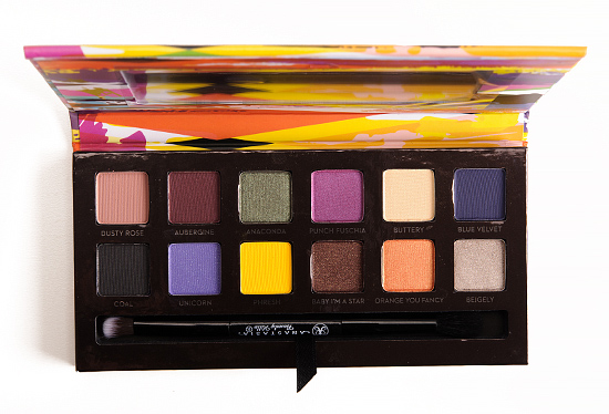 Anastasia - Anastasia Artist Palette Review, Photos, Swatches
