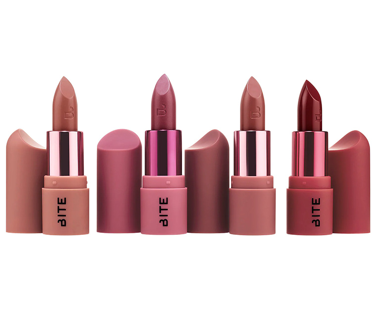 Bite - Bite Beauty Mini Amuse Bouche Supercharged Lipstick Set Now Available!