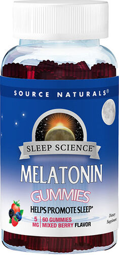 Source Naturals - Sleep Science® Melatonin Gummies